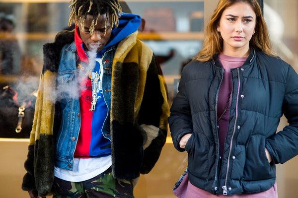 HypeBeast Streetsnaps Paris Fashion Week Pt. 1