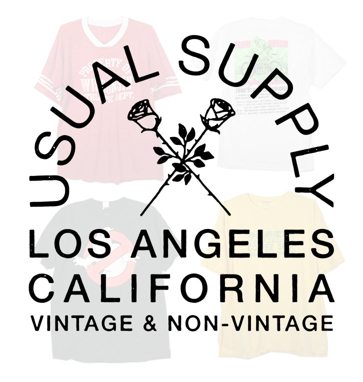 Usual Supply™ Vintage and Non-Vintage