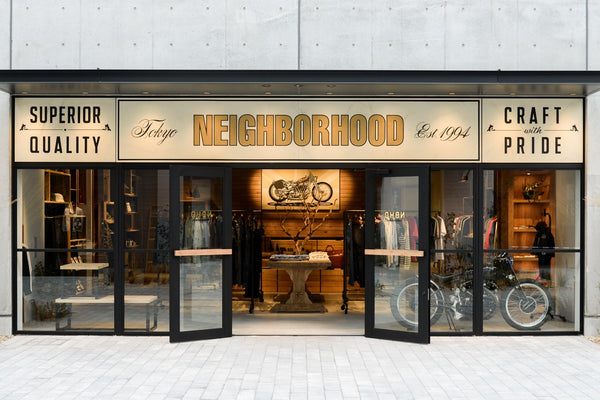 Neighborhood's Newest Store Opening | Yokohama