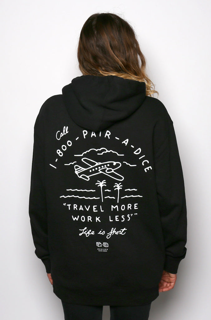 Pair-A-Dice Unisex Pullover Hoodie