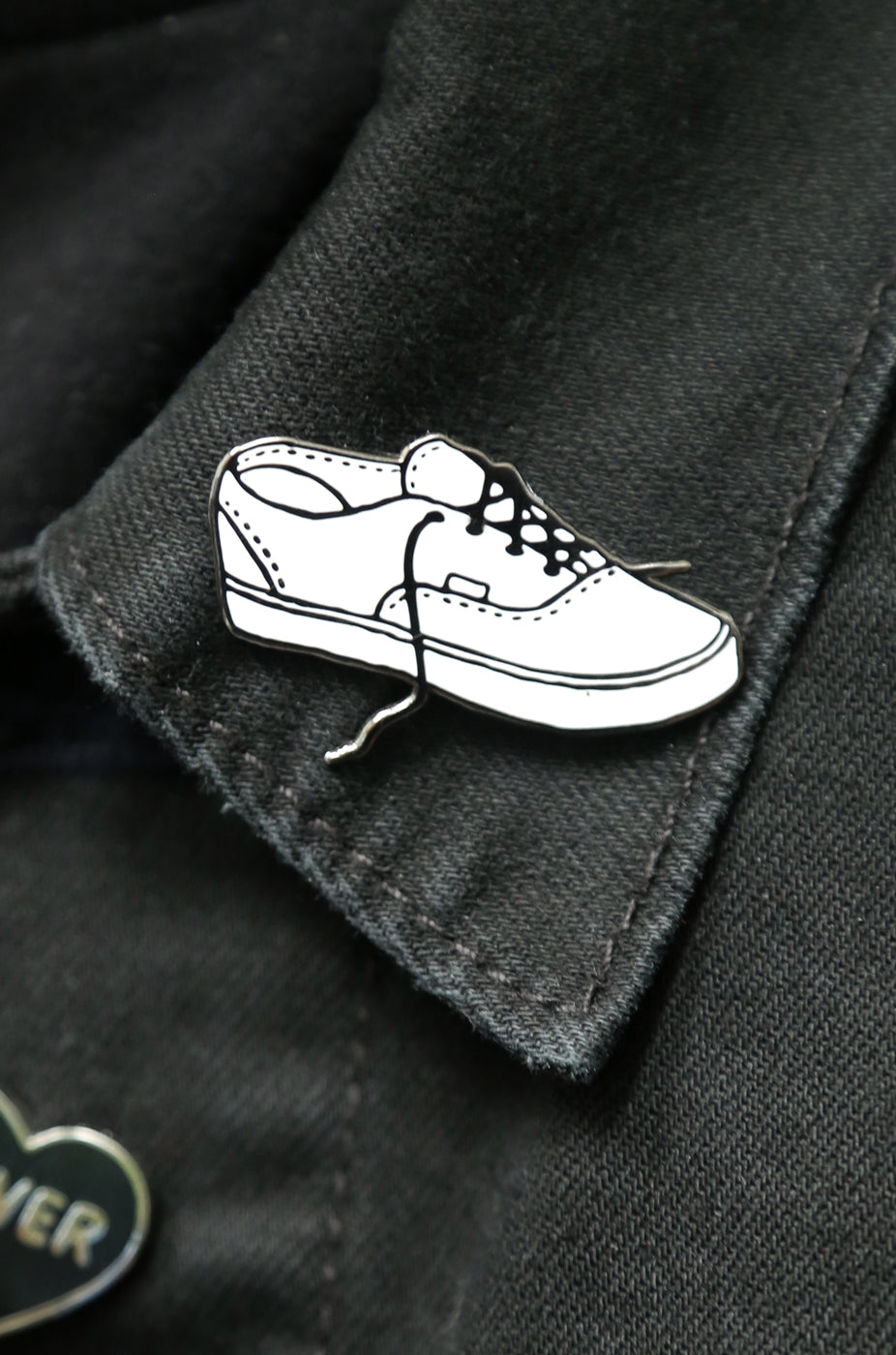 Pin on footwear