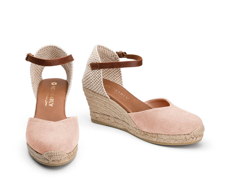 Wedge Classic Rose