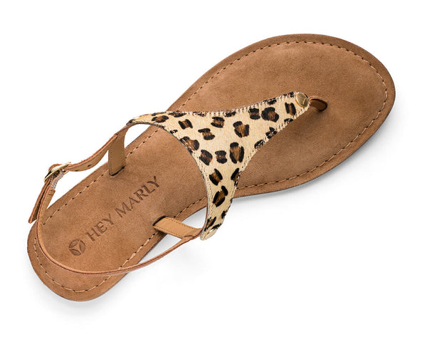 Animal Print - Comfort Cognac