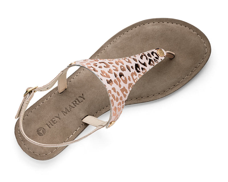 Animal Print - Comfort Taupe