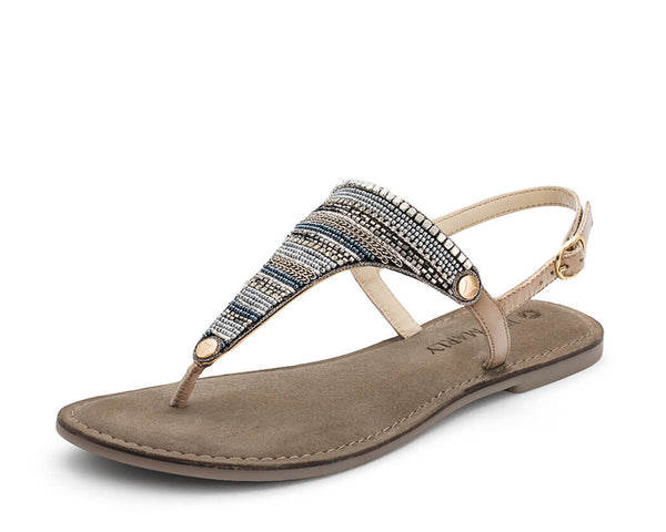 Ethno Beads - Comfort Taupe