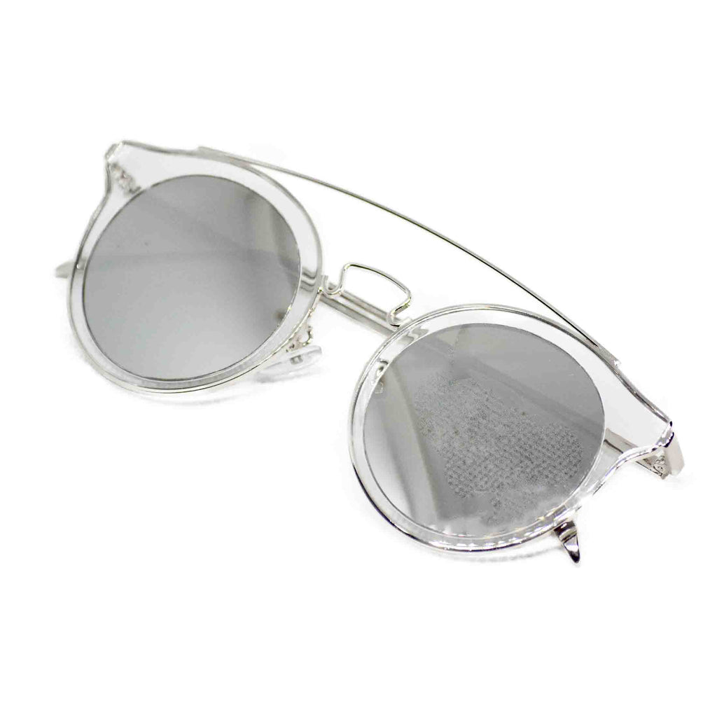 Metal Frame Sun Glasses - NUBAMALL