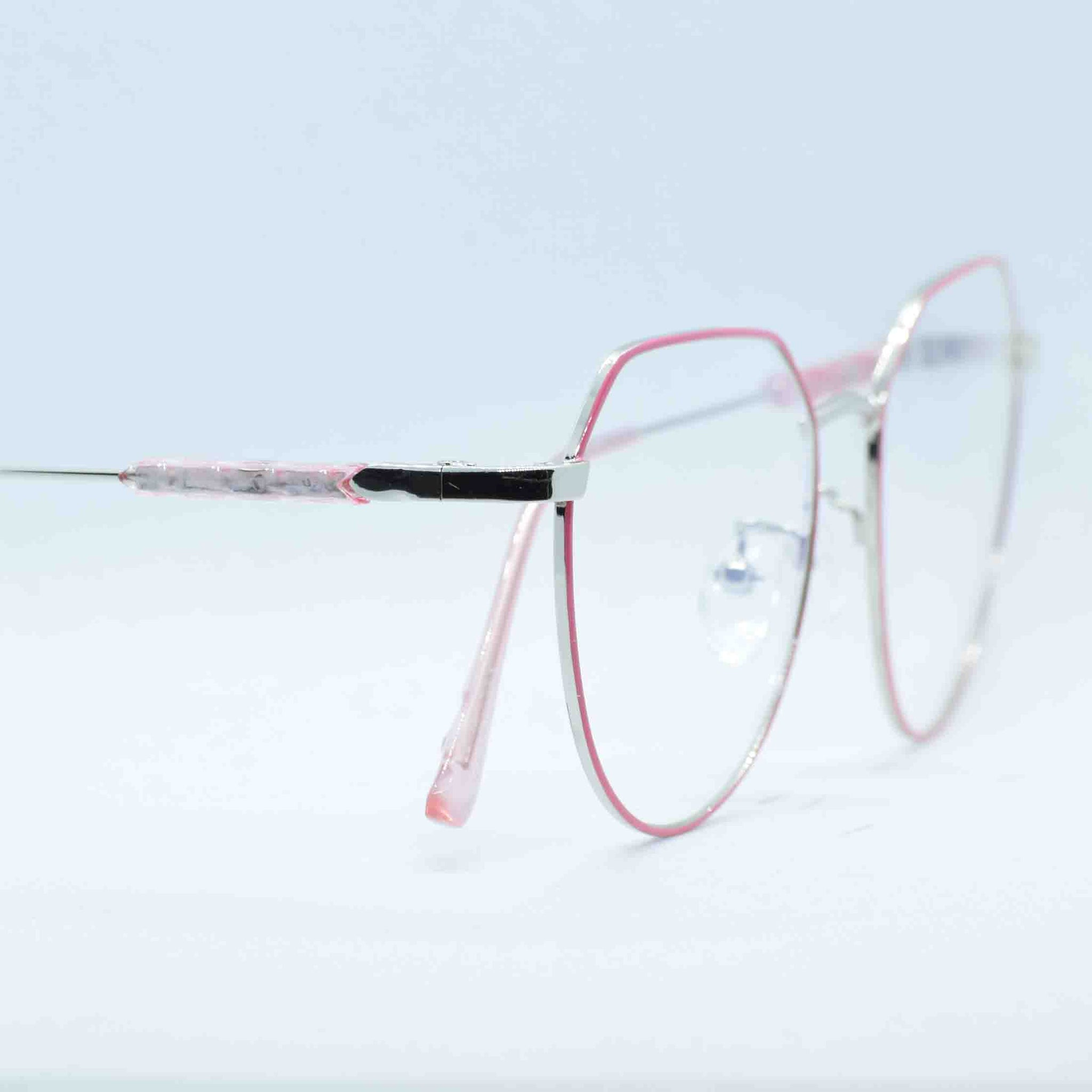 Metal Frame Eye Glasses - NUBAMALL