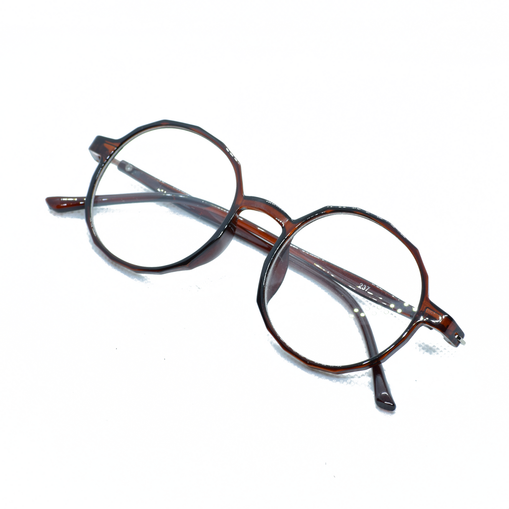 Acrylic Frame Eye Glasses - NUBAMALL