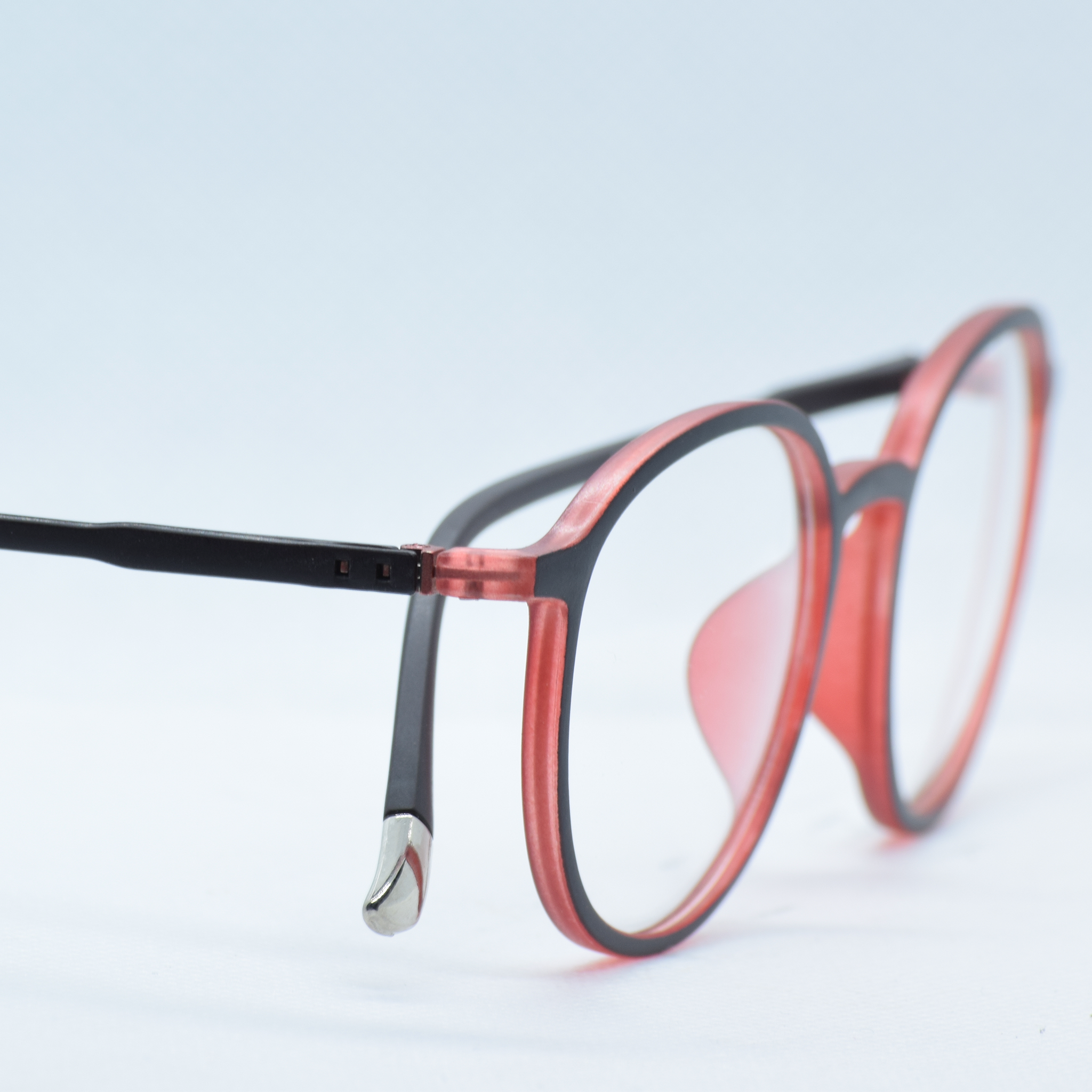 Semi Circle Frame Eye Glasses - NUBAMALL