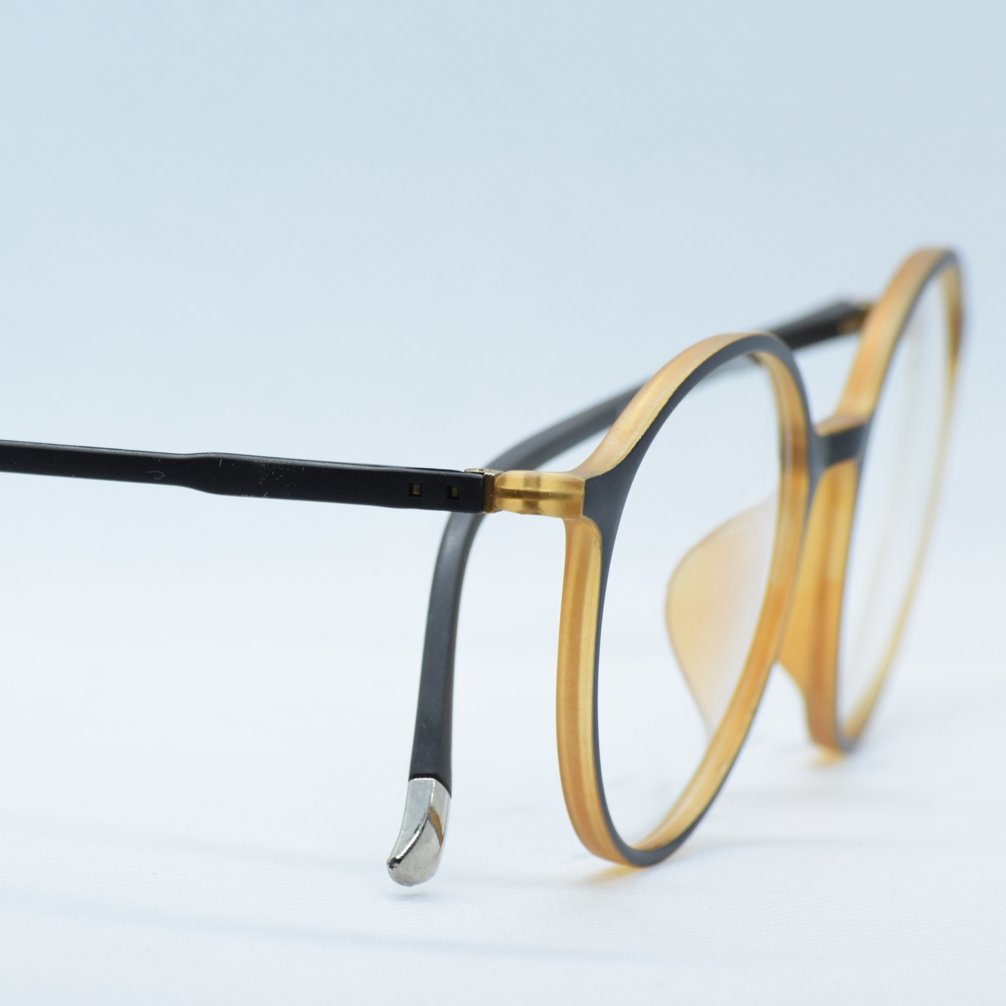 Circle Frame Eye Glasses - NUBAMALL