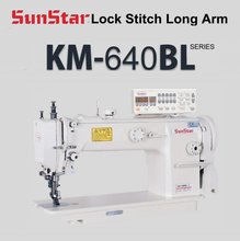 Load image into Gallery viewer, SUNSTAR KM-640BL-7