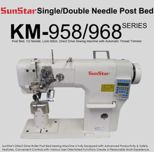 Load image into Gallery viewer, SUNSTAR KM-958 / 968