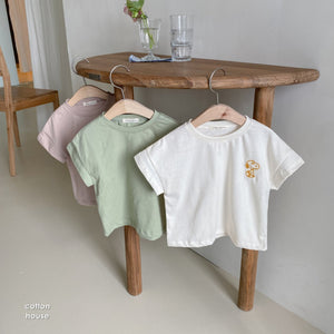 (Pre-Order) Snoopy Embroidery Top