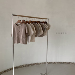 (Pre-Order) Cinnamon Top And Bottom Set