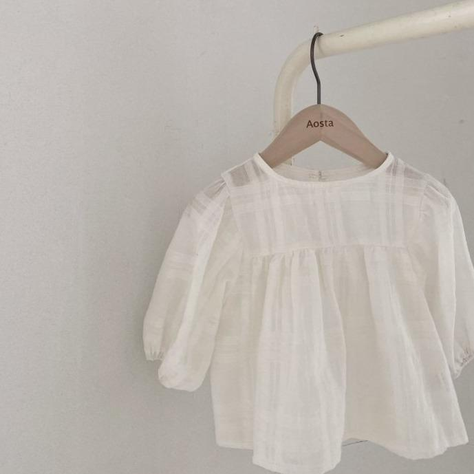(Pre-Order) Monet Floating Blouse