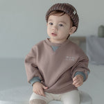 Lauren Fleece Baby Sweatshirt