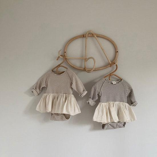 Stripe Emotion Tutu