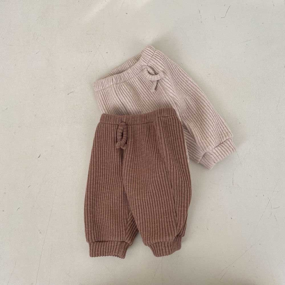 Churros Knit Pants