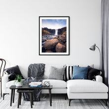 "Laden Sie das Bild in den Galerie-Viewer, FineArt-Print ""Gufufoss; Island"""