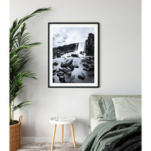 "Laden Sie das Bild in den Galerie-Viewer, FineArt-Print ""Öxararfoss; Island"""