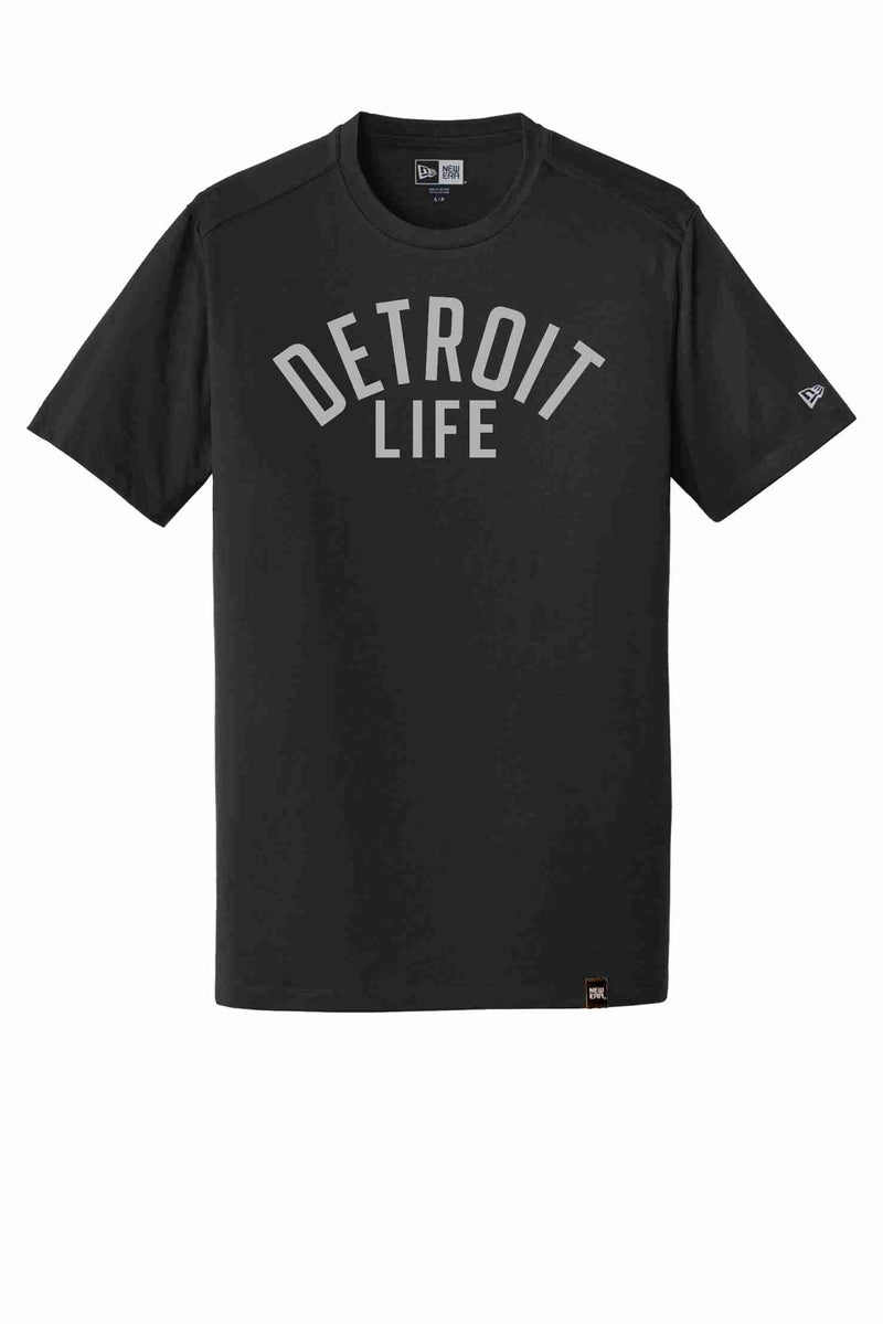 DETROIT LIFE NEW ERA CUSTOM T SHIRT