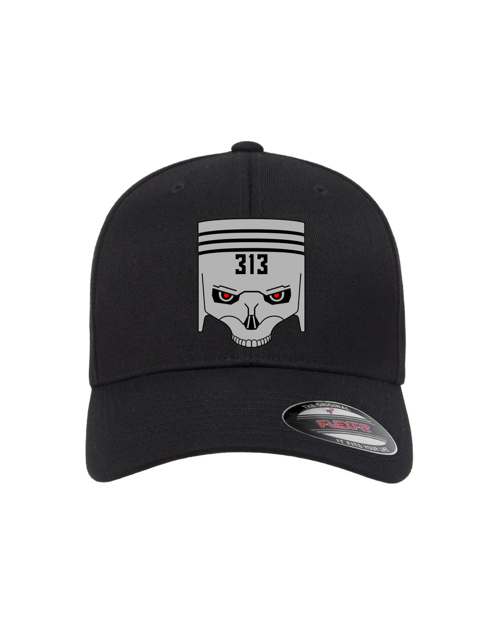 BIKE LIFE 313 FITTED HAT