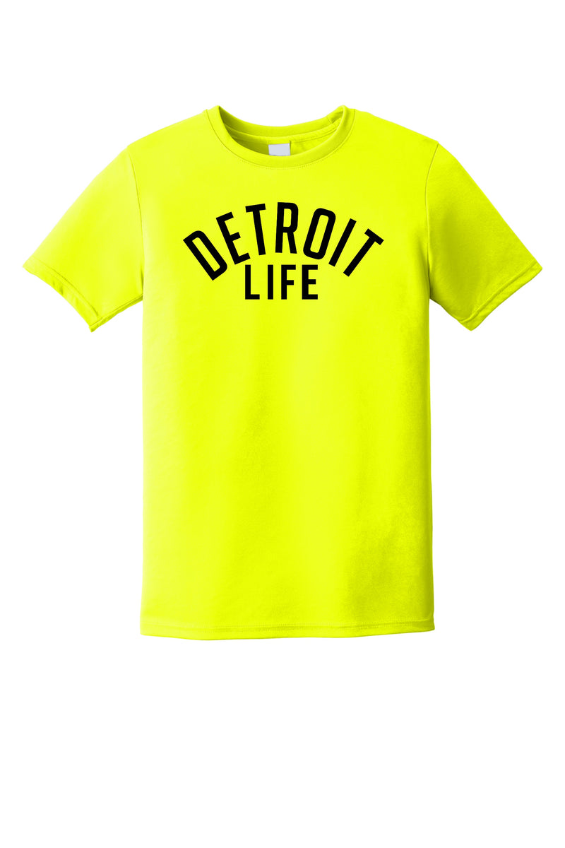 DETROIT LIFE SAFETY T SHIRT