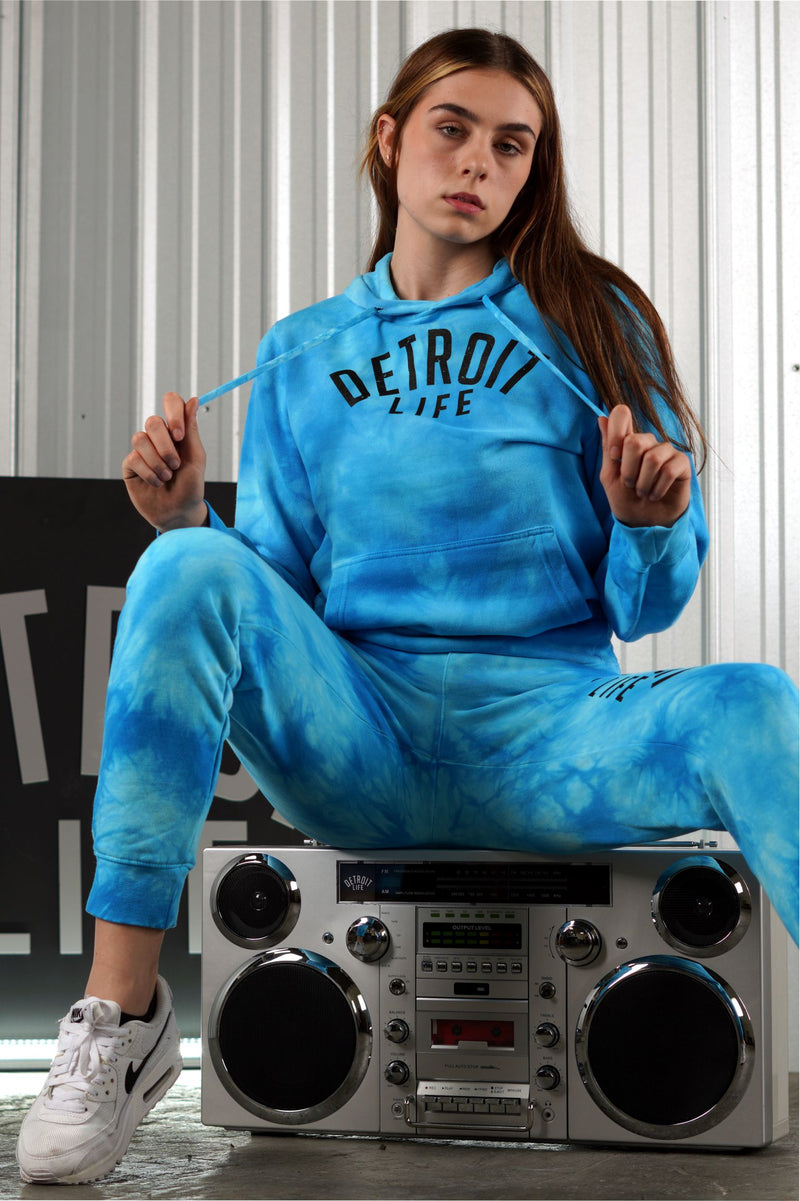 DETROIT LIFE LUCKY LIFE HOODIE