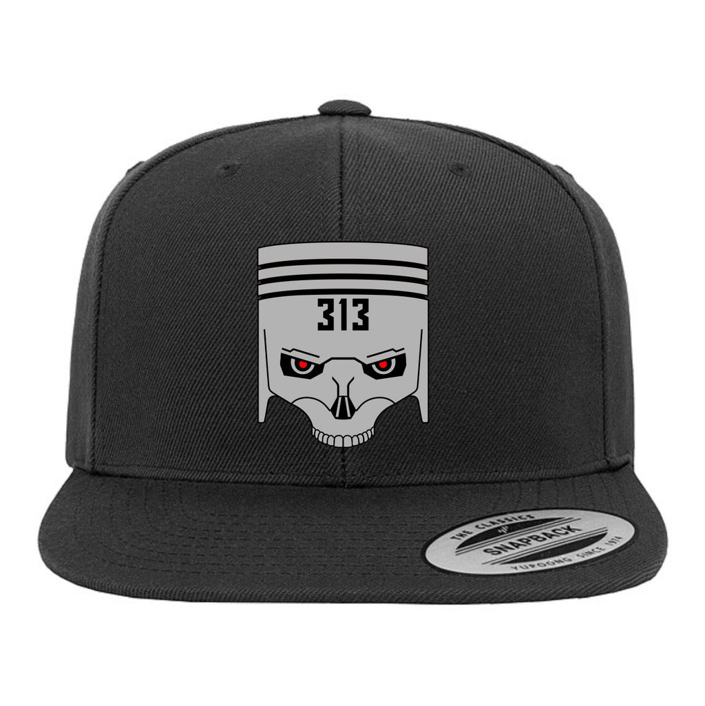 Copy of BIKE LIFE 313 SNAPBACK HAT