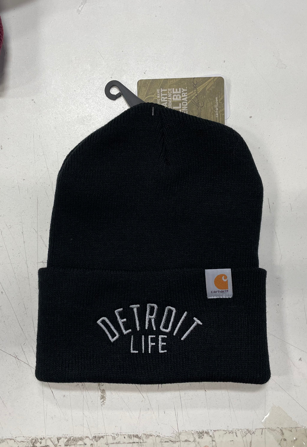 DETROIT LIFE - CARHARTT WINTER HAT