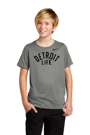 KIDS DETROIT LIFE - NIKE T SHIRT