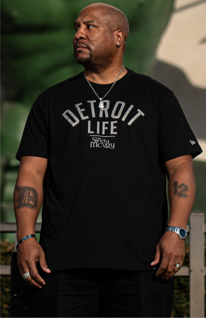 Swifty McVay - Detroit Life T Shirt