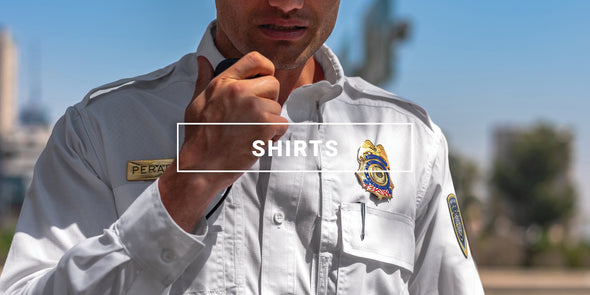 Men's Law Enforcement Shirts