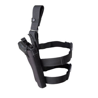 PROTACTIC® Drop Leg Gun Holster Right Hand W/ Extender