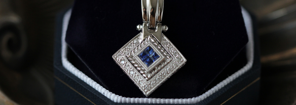 What is Art Deco jewellery?
