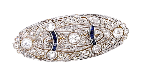 A History Of Edwardian Jewellery
