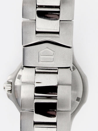 A man's stainless steel Tag Kirium wrist watch *RESERVED*