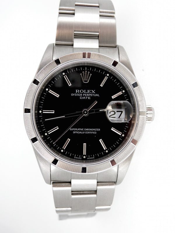 A Rolex Oyster wrist watch No 15210