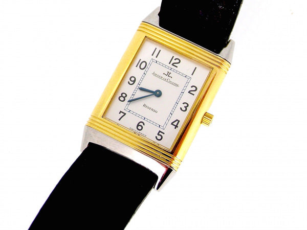 A Jaeger Le Coultre Reverso wrist watch