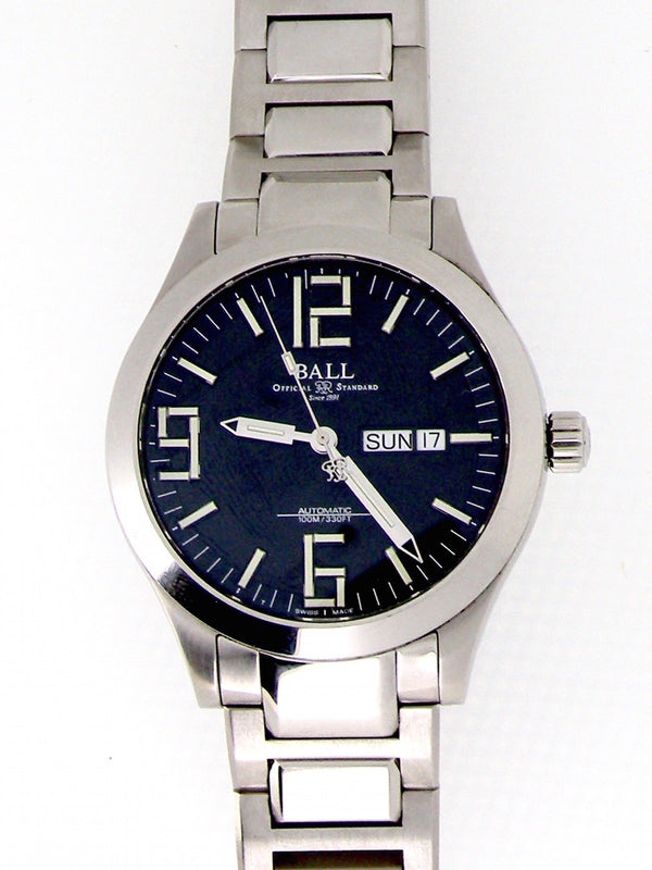 A Ball Watch Engineer II Genisis automatic watch.