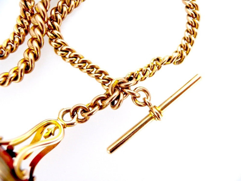 A fine watch Albert pocket watch chain *RESERVED*