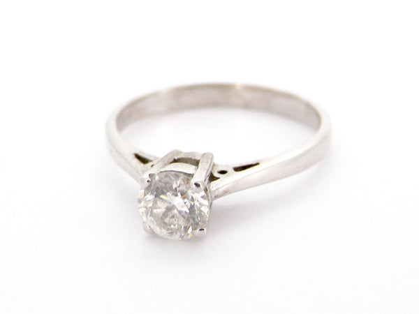 A solitaire diamond ring 0.68 carats-NOW ON OFFER!