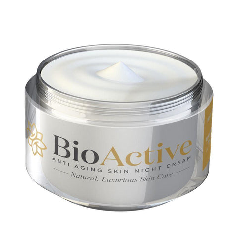 forever-health-beauty-uk - Forever Young Bio Active Anti Ageing Night Cream SKIN REJUVENATING FORMULA
