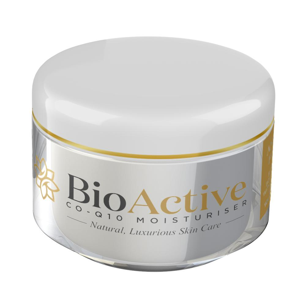 Forever Young BioActive Co Q10 Skin Anti Ageing Face Cream Moisturiser