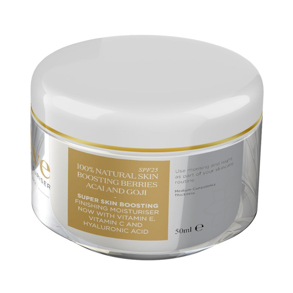 forever-health-beauty-uk - Forever Young Acai & Goji Berries Skin Face Cream Hyaluronic Acid Look Younger