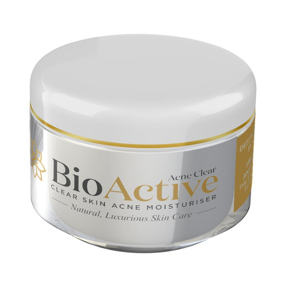 forever-health-beauty-uk - Forever Young Bio Active Clear Skin Acne Clear Face Spot Treatment Cream