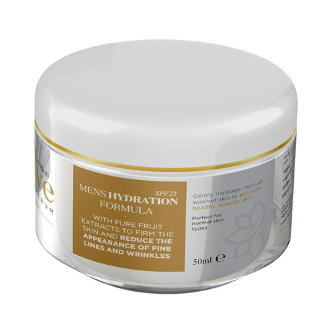 forever-health-beauty-uk - Forever Young Facial Hydration Cream FOR MEN - Anti Ageing Anti Wrinkle Serum
