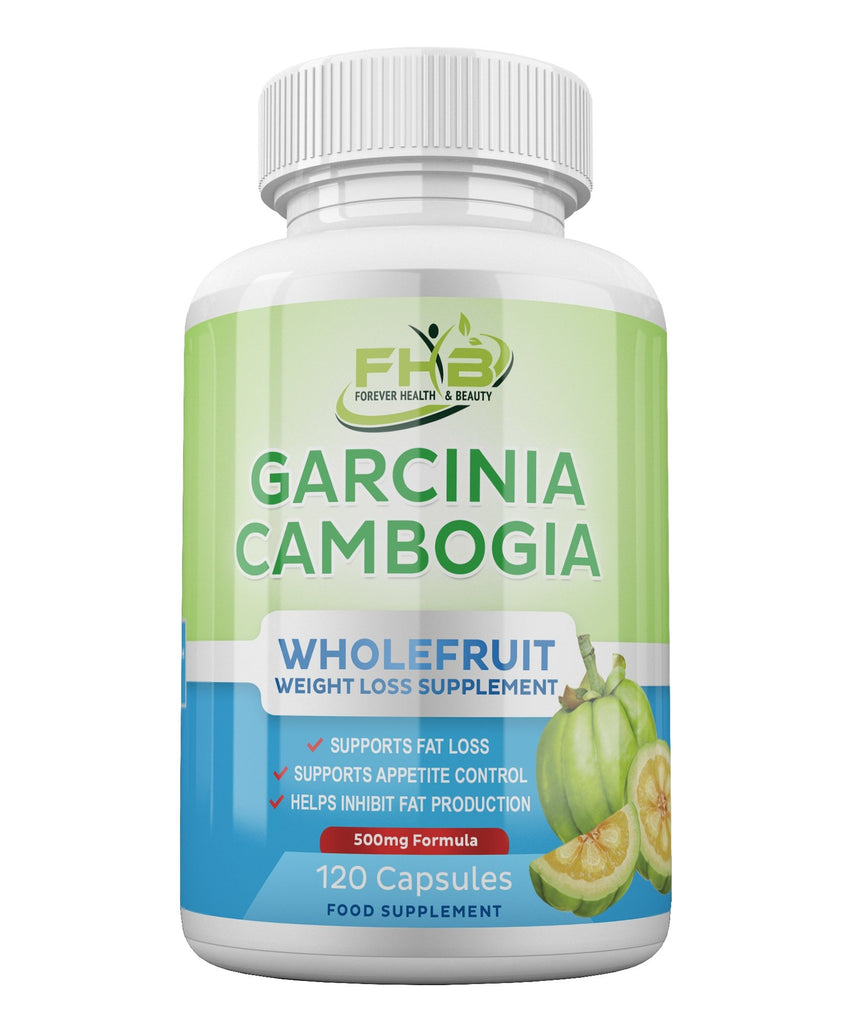 Garcinia Cambogia wholefruit lose weight fast with these high strength diet pills - 120 capsules