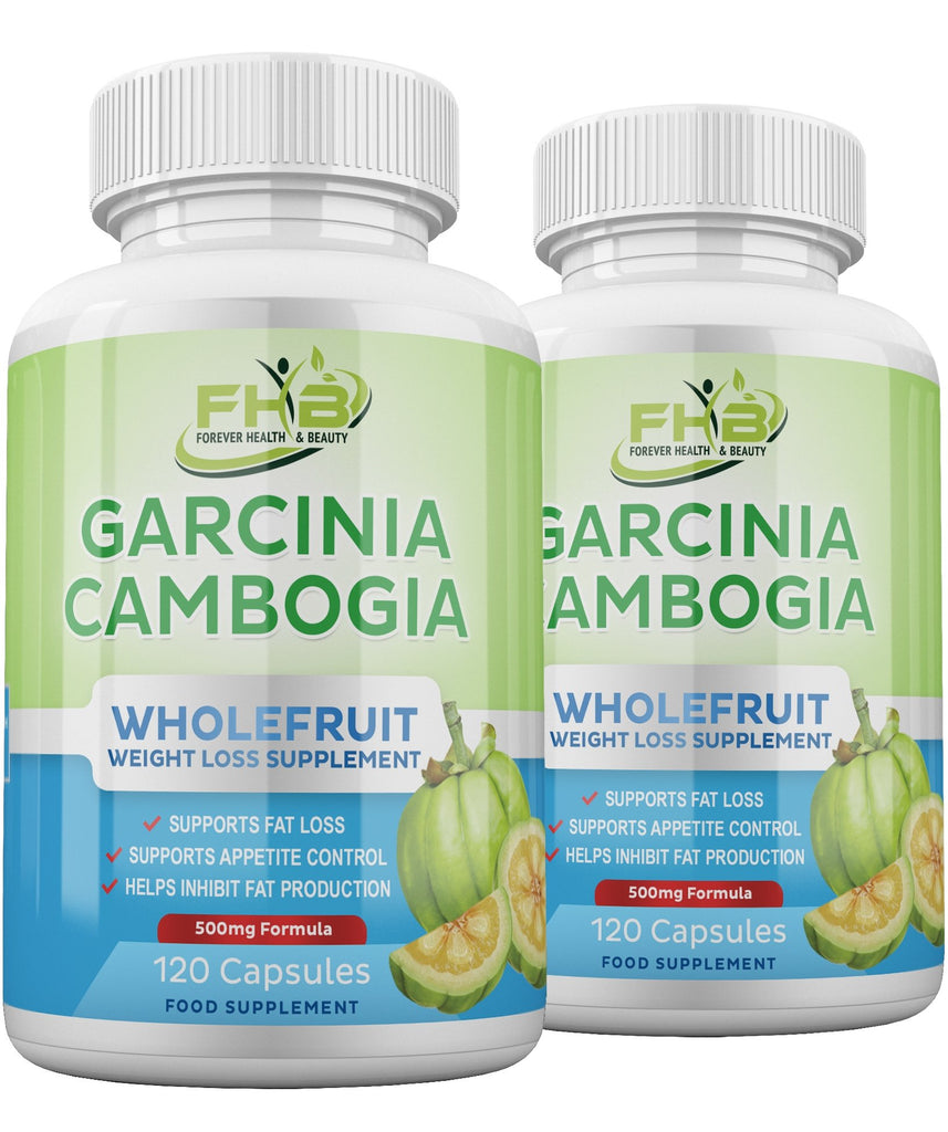 Garcinia Cambogia wholefruit lose weight fast with these high strength diet pills - 240 capsules