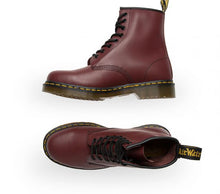 Load image into Gallery viewer, DR MARTENS | 1460Z DMC 8-EYE BOOT | CHERRY SMOOTH